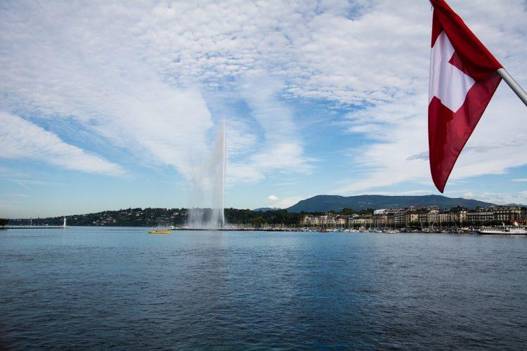 Le drapeau cantonal suisse